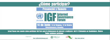 banner IGF Internet Governance Forum