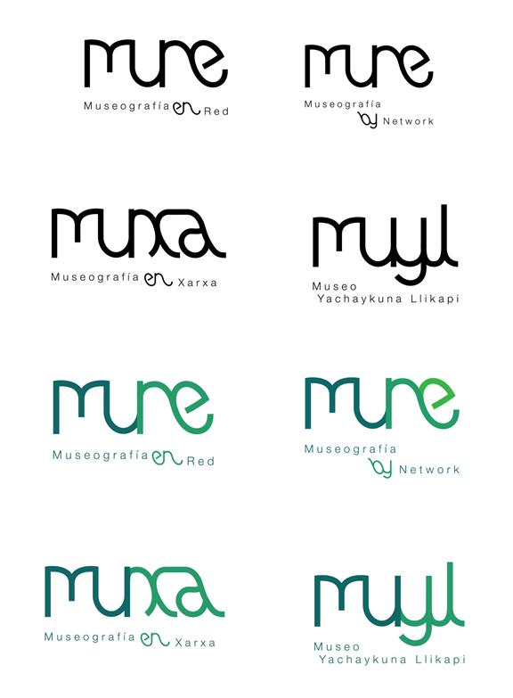 Variaciones del logo segA?n idioma