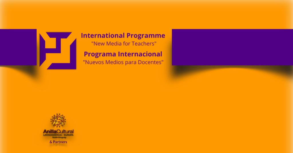 Programa internacional de formación y nuevos medios