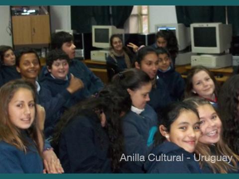 La Kamera en Red - Alumnos del Liceo Dr. Roberto Taruselli de Dolores 1 (1)